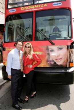 Dr. Paul Nassif and Adrienne Maloof