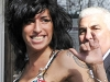 Amy Winehouse and father Mitch