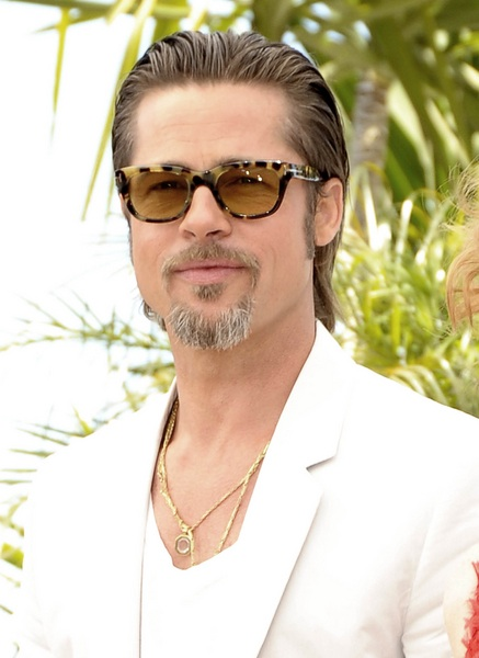 brad pitt 2011 pictures. Brad Pitt - 64th Annual Cannes