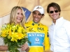 Cameron Diaz, Alberto Contador and Tom Cruise
