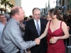 Paramount\'s Rob Moore, Producer Kevin Feige, and Hayley Atwell