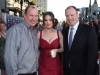 Paramount\'s Rob Moore, Hayley Atwell, and Producer Kevin Feige