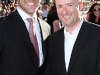 Screenwriters Stephen McFeely and Christopher Markus