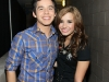 Demi Lovato and David Archuleta