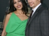 Freida Pinto and James Franco