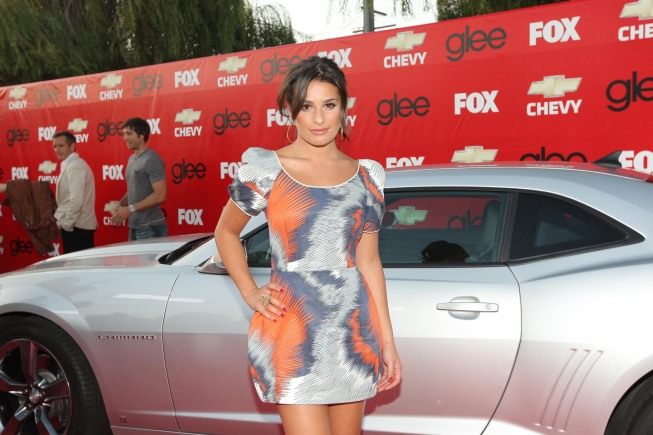 GLEE PREMIERE PARTY