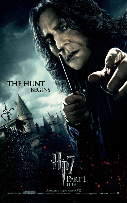 "New Posters for ""Deathly Hallows"""