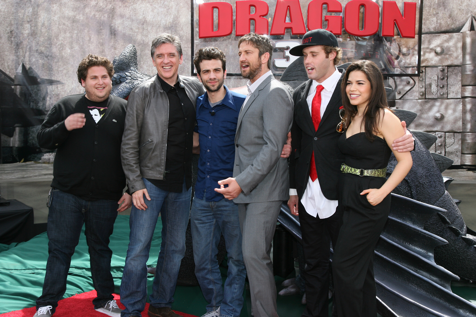 HOW TO TRAIN YOUR DRAGON PREMIERE