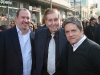 Paramount\'s Rob Moore, Sumner Redstone and Brad Grey