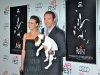 Berenice Bejo, Jean Dujardin and Uggie the Dog