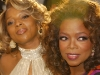 Mary J. Blige and Oprah Winfrey
