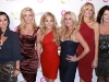Kyle Richards, Camille Donatacci, Adrienne Maloof, Kim Richards, Taylor Armstrong and Lisa Vanderpump