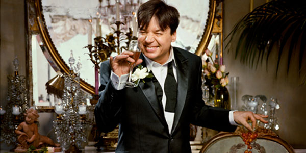 8. Mike Myers
