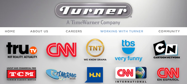 Turner Broadcasting Network 600x250