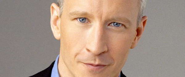 Anderson Cooper is voicing