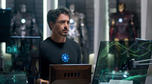 Iron Man 2 Is Number 1 3276M in Box Office HollywoodNewscom