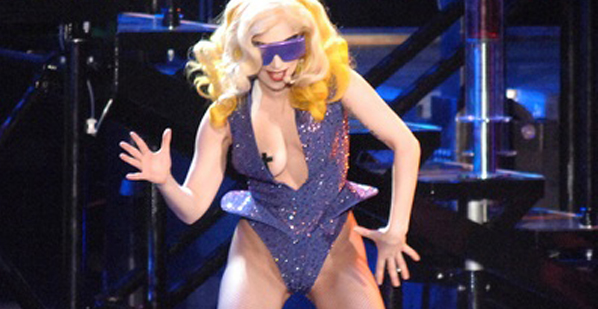 "or wonderful, than ducking into Lady Gaga's ""Monster Ball"" concert,"