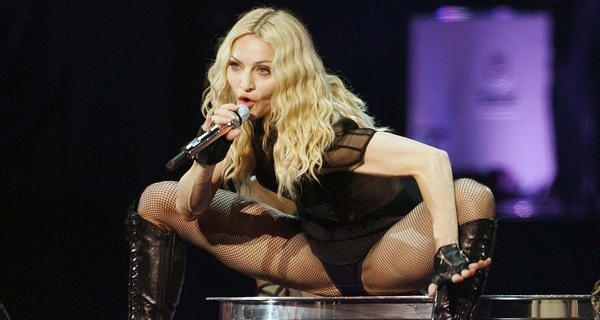 Madonna poses like a vampire in new Dolce & Gabbana ad