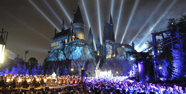 harry potter world florida pictures. The Wizarding World of Harry