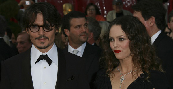 johnny depp wife vanessa paradis. Johnny Depp. Paradis is a