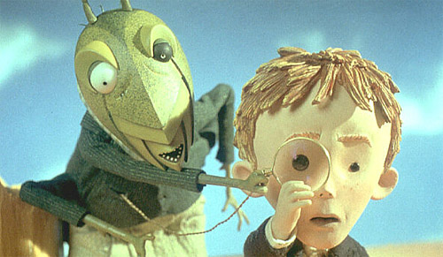 "James and the Giant Peach"" comes to Blu-Ray 
