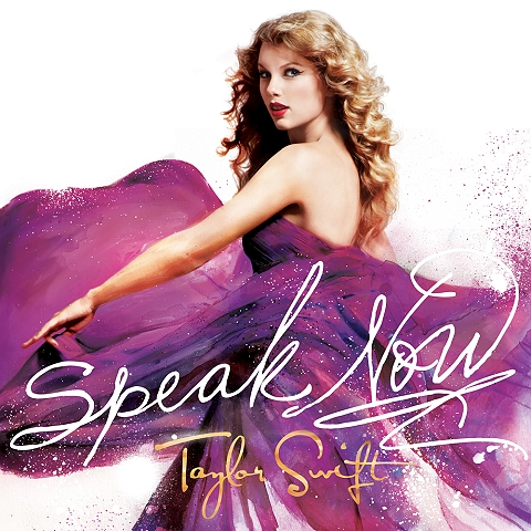 taylor swift cd cover speak now. The picture featuring Swift#39;s