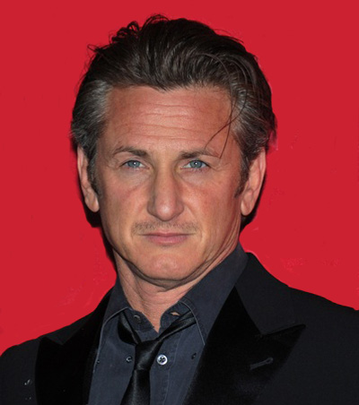 sean penn kids. Sean Penn will be bestowed