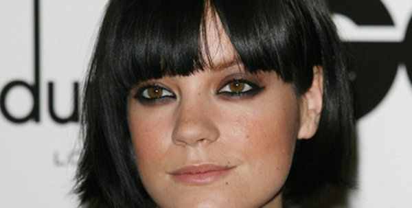 Lily Allen didn't let the
