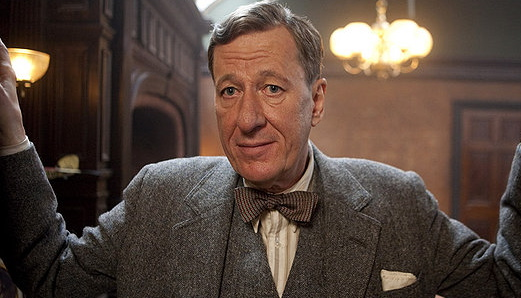 The King's Speech - Geoffrey Rush