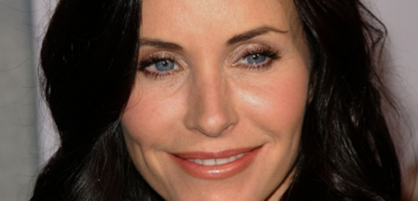 ... and now Courteney Cox is being just as open about her own situation.