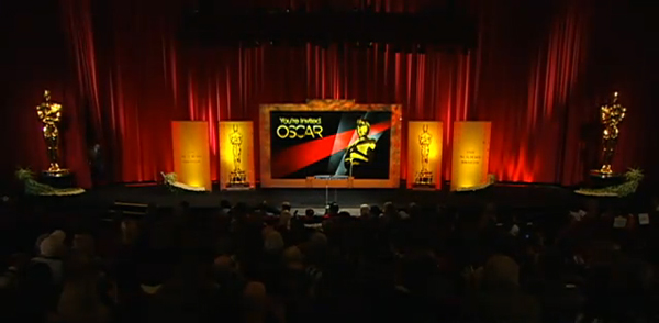 oscars 2011 nominees announcements stage 600 × 294