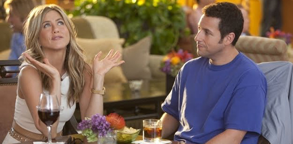 Adam sandler movie about old guy dating young girl