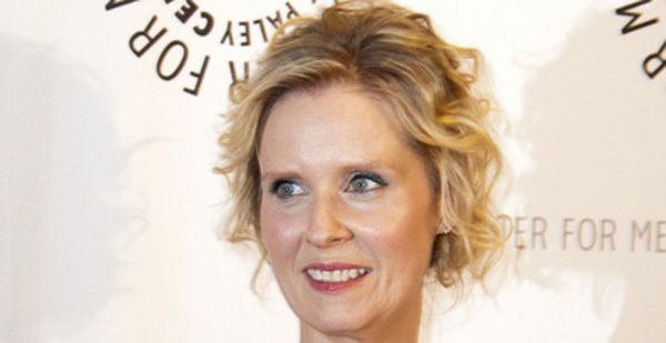 'Sex and the City's' Cynthia Nixon has another child