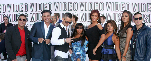 pictures of the jersey shore cast in italy. the cast of #39;Jersey Shore#39;