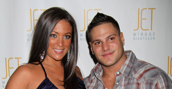 jersey shore sammi and ronnie 2011. Ronnie continued to claim that