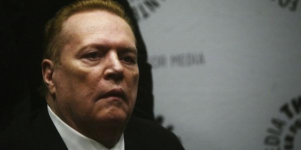 Larry Flynt - Photo from LAist