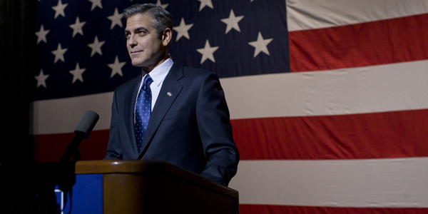 George Clooney in Ides of March 600x300