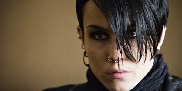The girl with the dragon tattoo mediocrity has taken for Noomi rapace the girl with the dragon tattoo