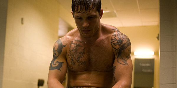 Tom Hardy Warrior 600x300
