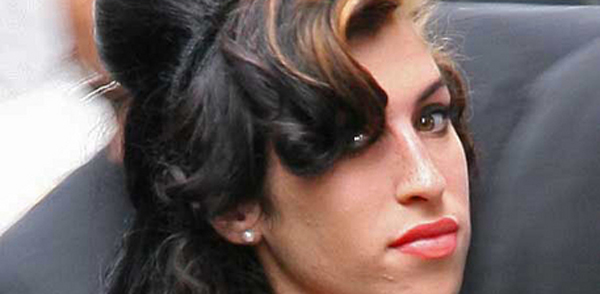 Amy Winehouse Arrives at the City of Westminster Magistrates Court in London on July 23, 2009