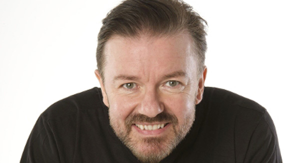 RICKY GERVAIS LAUNCHES CAMPAIGN TO END COSMETIC TESTS ON ANIMALS