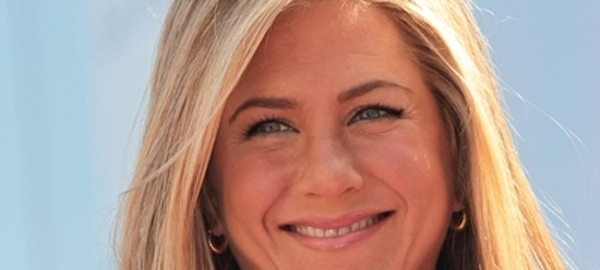 Jennifer Aniston Honored with a Star on the Hollywood Walk of Fame on February 22, 2012