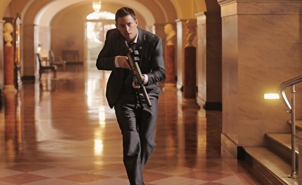 White House Down Channing Tatum 600x368