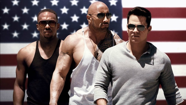 Pain and Gain Mark Wahlberg, Dwayne Johnson, Anthony Mackie  600x335