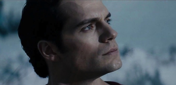 Man of Steel  Henry Cavill Superman 600x296