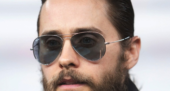 Jared Leto Visits New.Music.Live. in Toronto on September 13, 2012