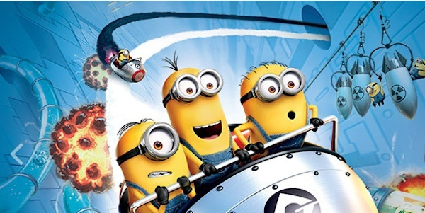 Despicable Me Minion Mayhem 600X3o0