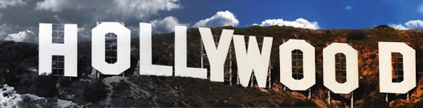 hollywood sign 600x150