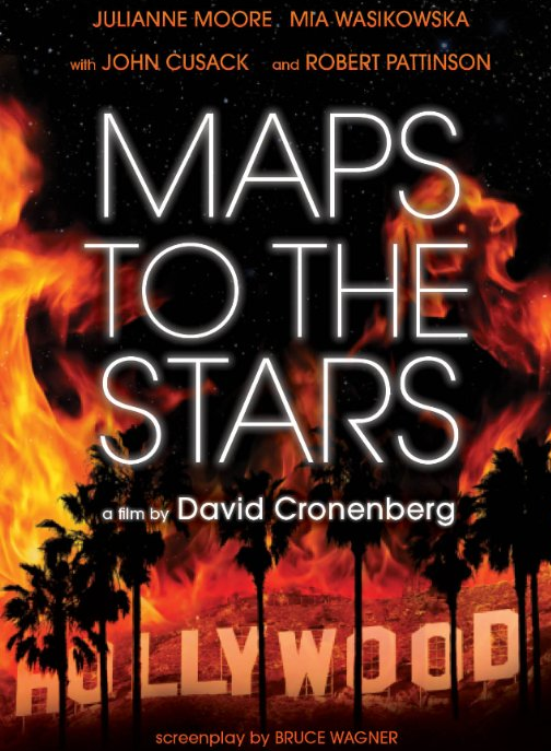 Maps to the Stars 505x685