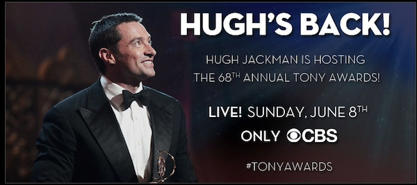 Hugh Jackman 2014 TONY AWARDS 600x275